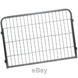 32 Dog Pet Playpen Heavy Duty Metal Exercise Fence Hammigrid 8 Panel