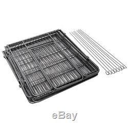 40 8 Metal Panel Heavy Duty Pet Playpen Exercise Crate Panel Cage Dog Fence