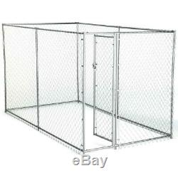 American Kennel Club 6 Ft. X 10 Dog/Pet Chain Link Kit Outdoors Exercise Pen