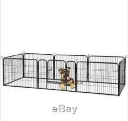 Dog Exercise Pen Constructed From Rust Resistant Metal Safe Place For Your Pet