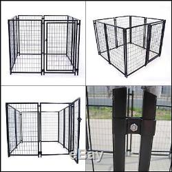 Heavy Duty Pet Supplies Playpen Dog Exercise Pen Cat Fence Extra Large Outdoor