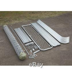 Large Outdoor Dog Pet Playpen Exercise Play Yard Cage Kennel Fence
