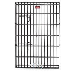 Lucky Dog Heavy-Duty Pet Exercise Pen with Stakes, 48