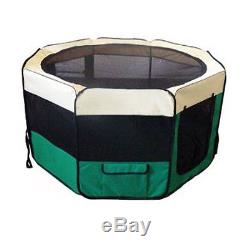 New 49 Pet Dog Playpen Puppy Exercise Pen Kennel Yard