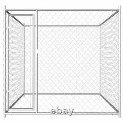 Outdoor Dog Kennel Large Fence Enclosure Run House Dog Pet House Exercise Pens