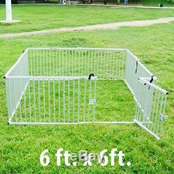 Penn Plax Portable Dog Fence Exercise Pen Great for Travel Picnics and Beach