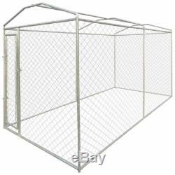 Pet Dog cat Playpen Crate Fence Exercise Cage Sunscreen Rainproof Folding cover