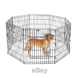 Pet Trex 30 Playpen for Dogs Eight 24 Wide x 30 High Panels