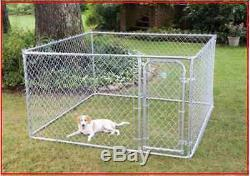 Petsafe 53.5 x 21.3 x 7.3 inches Puppy & Dog Kennel Play Pen Exercise Cage Crate
