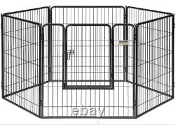 Precision Pet Products Courtyard Wire Dog Exercise Pen, 38-in