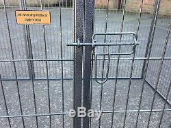 Puppy Run Whelping Large Litter pet breeding puppy dog Exercise play pen Welping